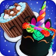 Real Cakes Cooking Game! Rainbow Unicorn Desserts 1.0.1