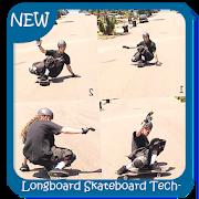 Longboard Skateboard Techniques 7.1