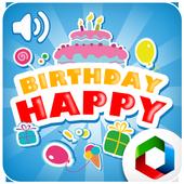 Happy birthday sound cards 1.0