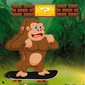 Monkey Skater Banana 1.0