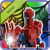 Spider Power Hero Robot Man Puzzle 1.0