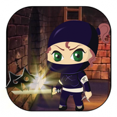 Ninja Girl Shipponded RunnerAmazing Ultimate Man Run GameAdventure