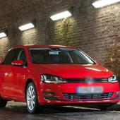 Jigsaw Puzzles Volkswagen Golf 1.0