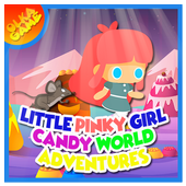 My Little Princess Pinkie Candy World Adventures 1.0