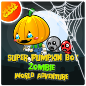Super Pumpkin Boy Zombie World Adventure 1.0