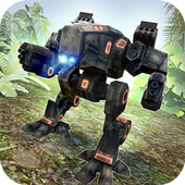 Dino-Robot! Future War 3D Game 1.0.0