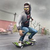 Skateboard Pro Zombie Run 3D 2.11.2