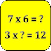 Multiplication Table 3.3