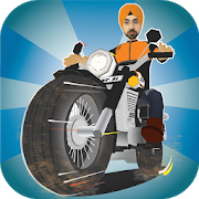 SardaarJi on Bullet 1.2