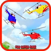 Helicopter Games for Kids
