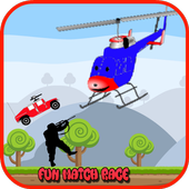 Helicopter Fly Land Game Kids 1.0