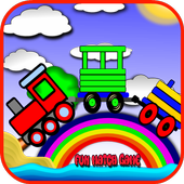 Trains Games For Kids For Free 1.0