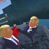 Realistic Trump Fight Ragdoll 1.01