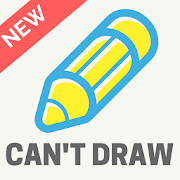 Who Can't Draw - Party game! 3.7