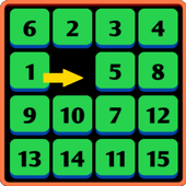 Number Slide Puzzle: Kids Game