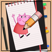 How to Draw Peppa Pig 1.0