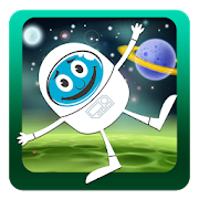 Twirling Astronaut Space Jump 1.3