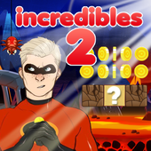 New Incredibles Exploration Game 2 1.0