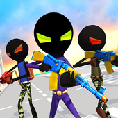Stickman Battle Royale : Grand War 2.3
