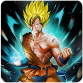 Superstar Saiyan Goku Fighting: Superhero Battle 1.0