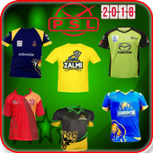 PSL Cricket Photo Suit Editor – PSL DP Maker 2018 1.0