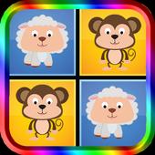 Animal Memory Game For Kids 1.0.0