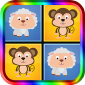 Animal Memory Game For Kids 1.0.0