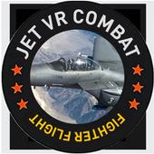 Jet VR Combat Fighter Flight Simulator VR Game 1.4