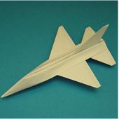 Origami Paper Plane 6.1