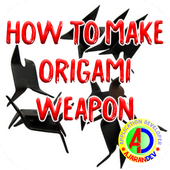 How To Make Origami Weapon 1.0