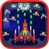 Space Invaders:Galaxia Invader