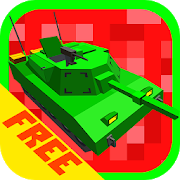 Cube Tanks - Blitz War 3D 2.3