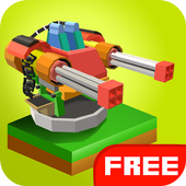 Tower Defence : Pixel Field 3D 1.0