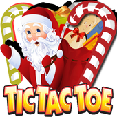 Christmas Tic Tac Toe * Santa Claus vs Snowman * 1.0