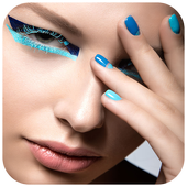 Nail make-up salon puzzleoutdoorsportsCasual