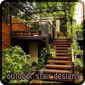 Outdoor Stairs Designs 1.0