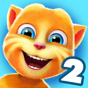 Talking Ginger 2Outfit7 LimitedEntertainment 2.9.2.40