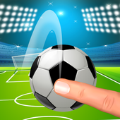 Flick Soccer 2016 - Kicks HeroANDROID PIXELSArcade