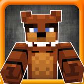 Top FNAF skins for Minecraft 1