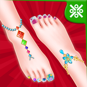 Pedicure Nail Salon & Makeover : Foot Beauty 1.4