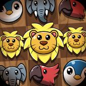 Safari Animal Blast - Match 3 1.0.1