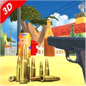 Bottle Shooting Game - A Free Shooting Game 1