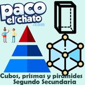 Cubos, prismas y pirámides Segundo Secundaria 1.0 ApDCPP