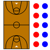 Basketball Strategy Board 1.9