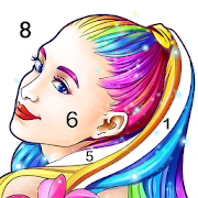 Coloring Fun : Color by Number Games 2.6.8