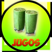 Jugos y Batidos Verdes Saludables 1.0
