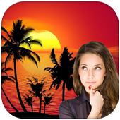 com.palladium.sunset.photoframe icon