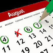 Habit Calendar : Easy Tracker for Habit Streaks. 3.0