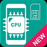 Phone details Device Info : CPU info