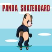 Panda Skateboard- Jumpy PandaUmmediaAction